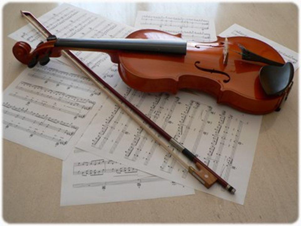 Aujourdhui violon de sa vieillesse Elle garde le souvenir, dune musique exquise…