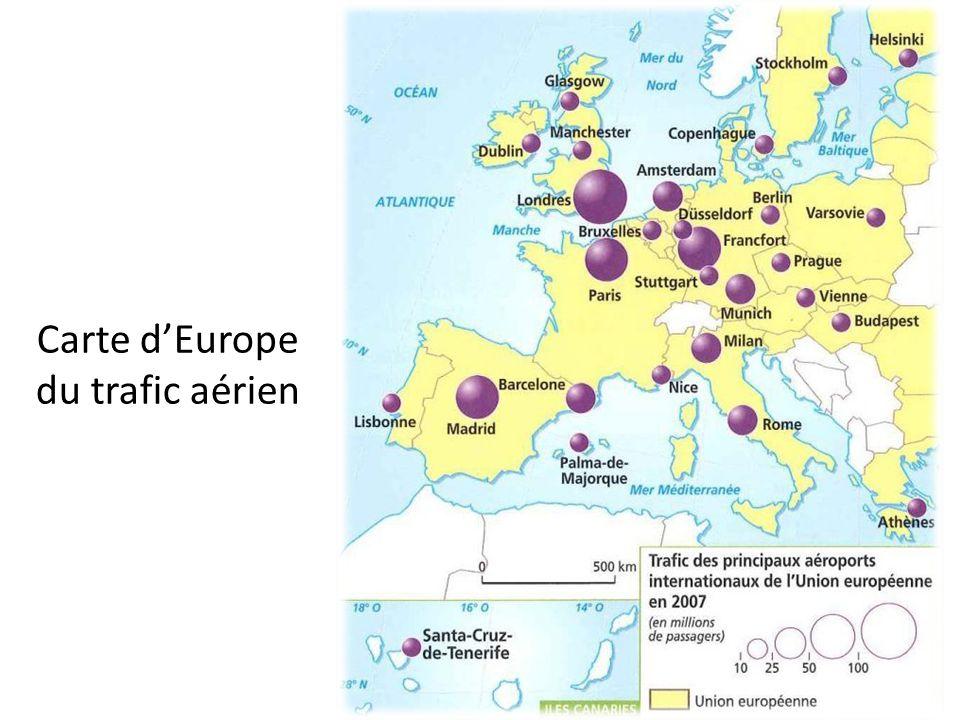 Les ports et les voies navigables dEurope Rhin Danube