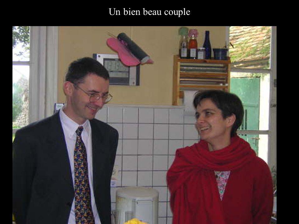 Un bien beau couple