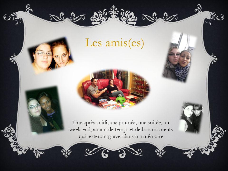 La Famille Lyloo Ludivinne Mon homme, ma sœur, mon père, ma grand- mère, mes enfants. Une famille heureuse et soudée
