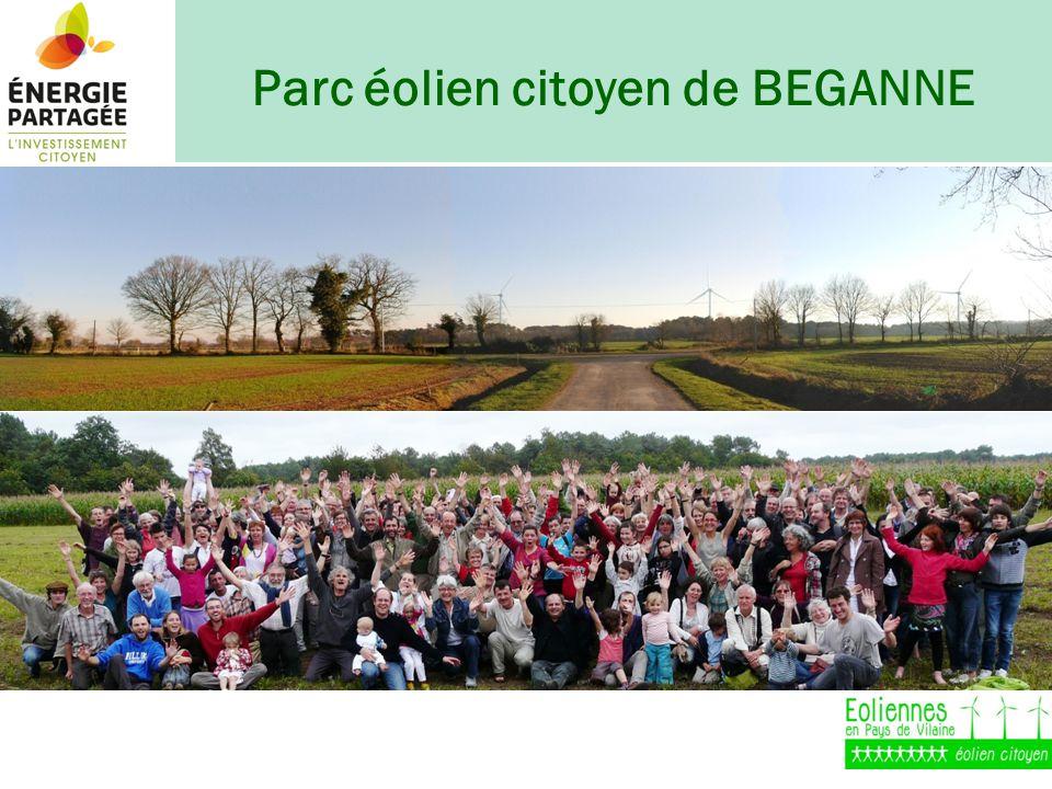 Parc éolien citoyen de BEGANNE