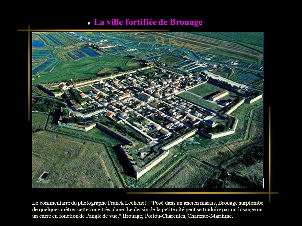 Collioure Pour défendre le territoire de toute menace d invasion, Vauban fait détruire la ville haute qui s étale au pied du château et y construit des remparts.