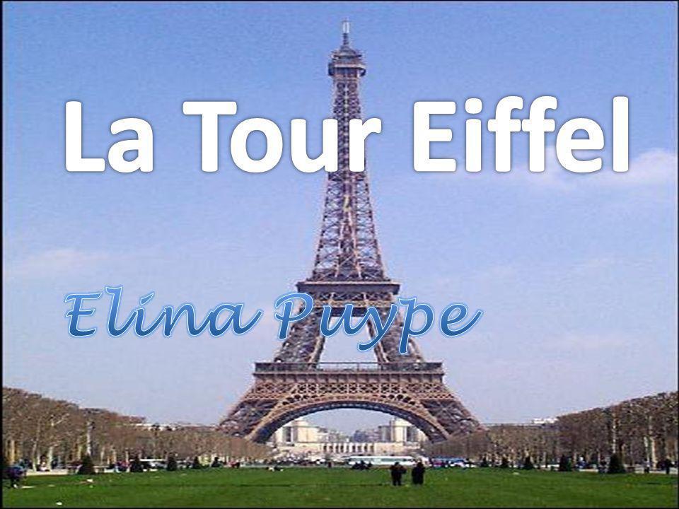 La tour eiffel est situé Un peu dhistore Des photos intérieur/extérieur Informations d ouverture, prix,… le contenu