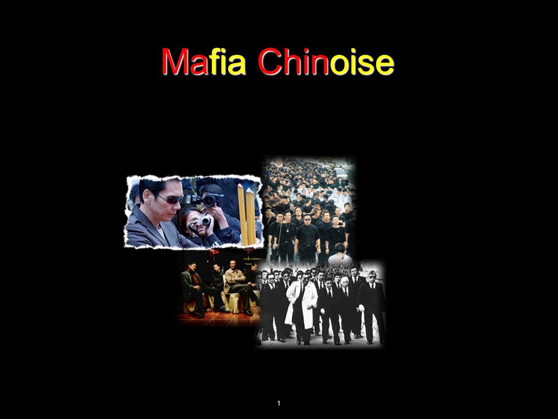 Mafia Chinoise 1