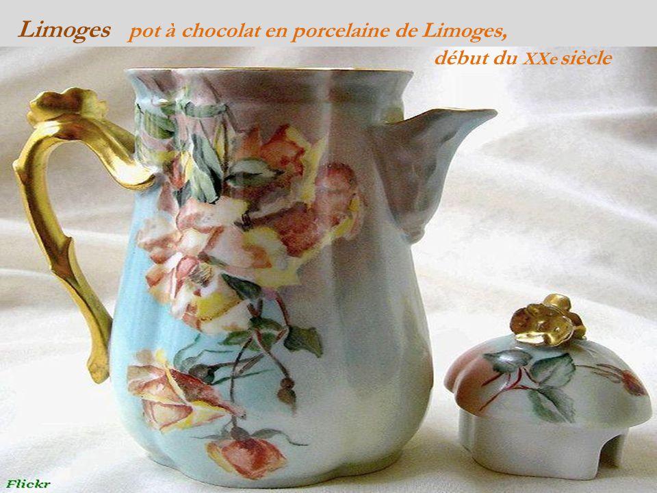 Limoges musée de la porcelaine. Adrien Dubouché
