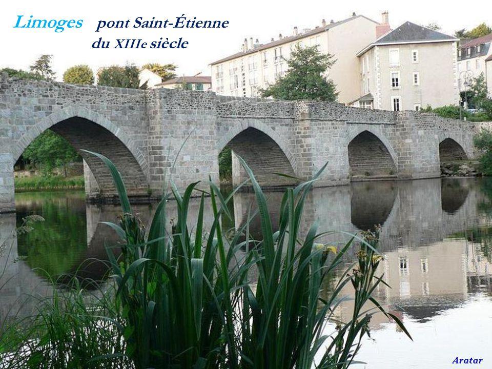Limoges le parc Victor Thuillat