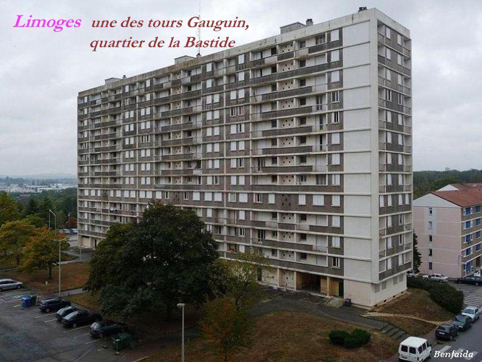 Limoges cités du Vigenal
