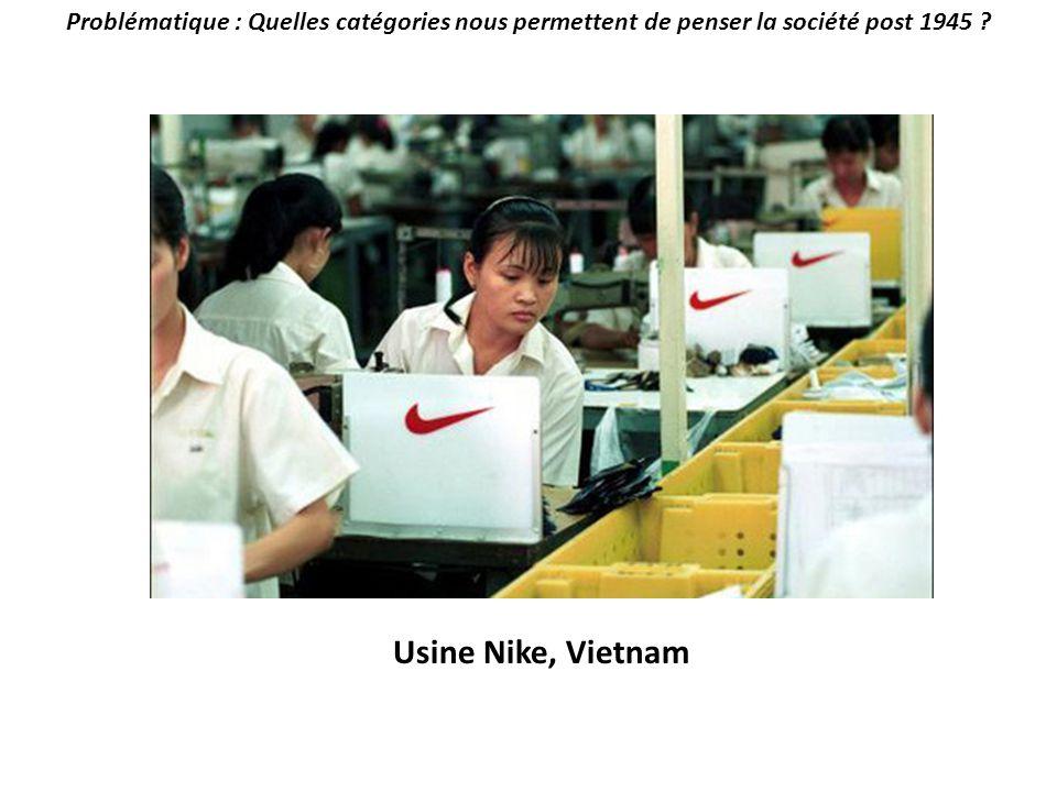 Usine Nike, Vietnam
