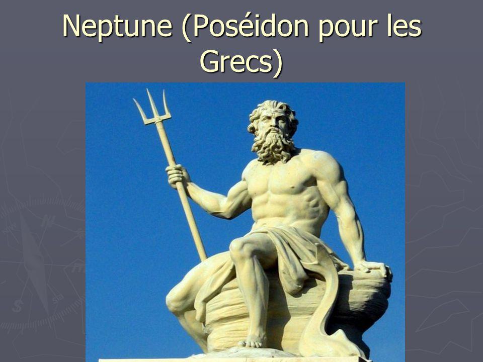 Neptune (Poséidon pour les Grecs)