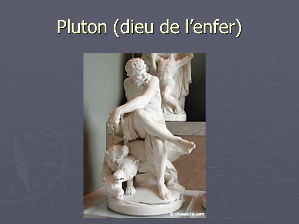 Pluton (dieu de lenfer)