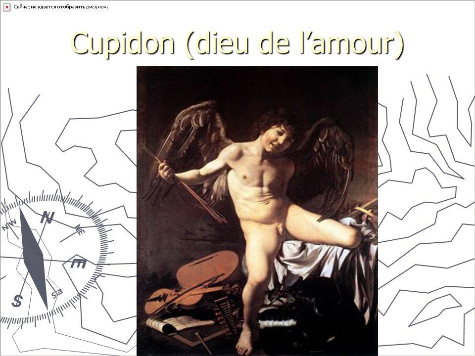 Cupidon (dieu de lamour)