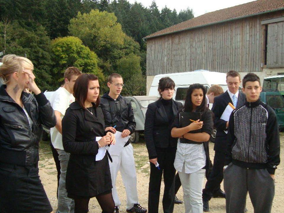 Brasserie de Bière artisanale TPAB2 G2,visite du 22/10/09 « VOLCELEST »