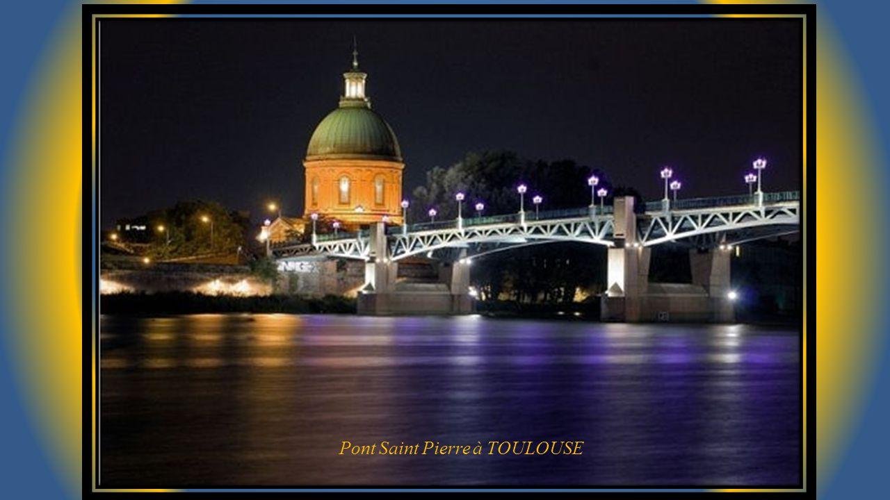 Pont Saint Pierre à TOULOUSE