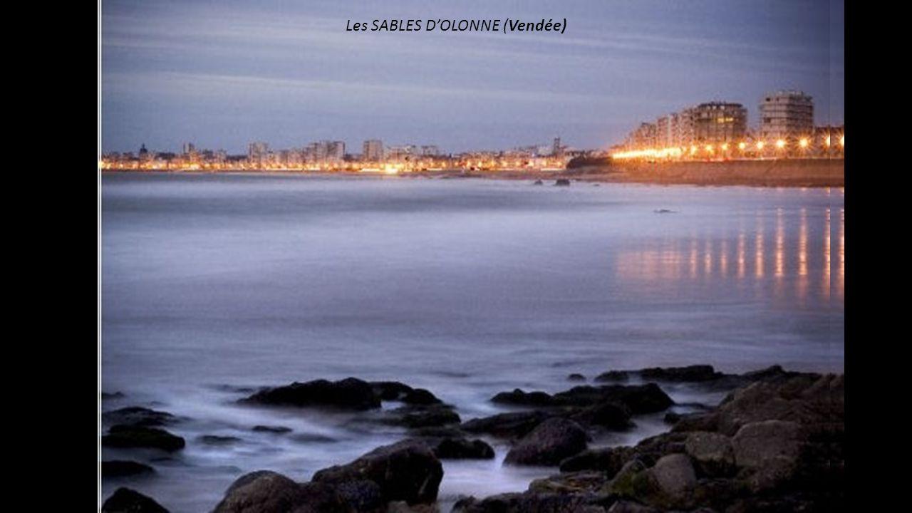 Les SABLES DOLONNE (Vendée)