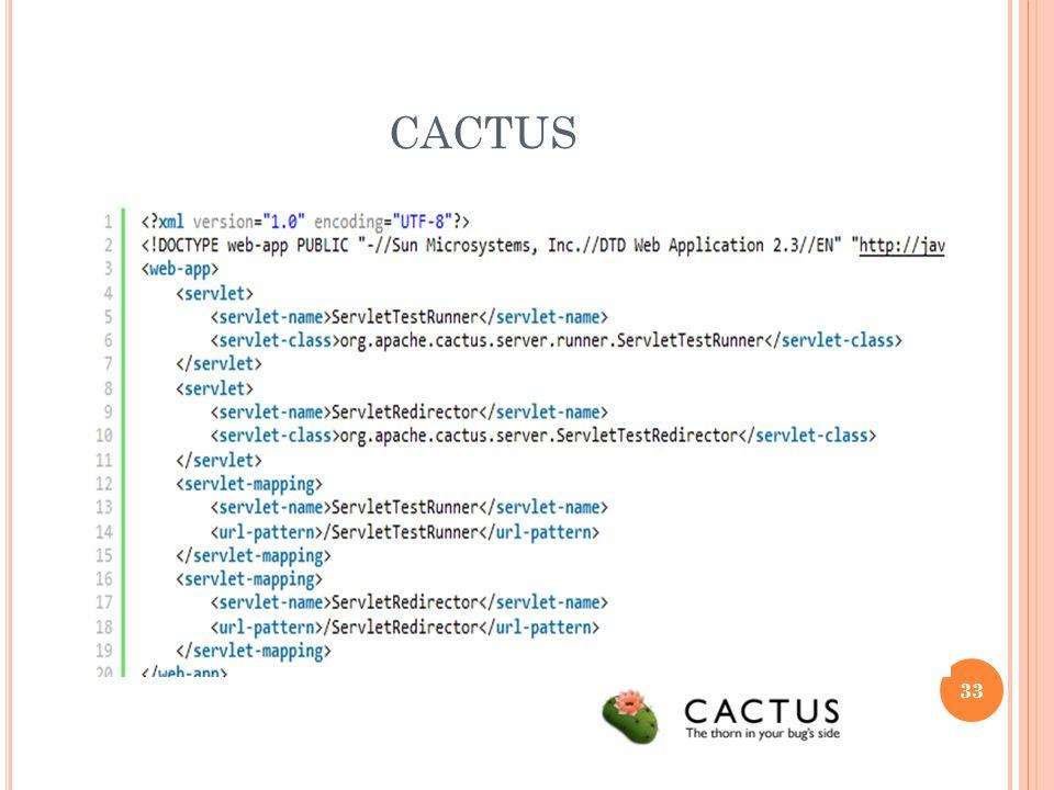 33 CACTUS