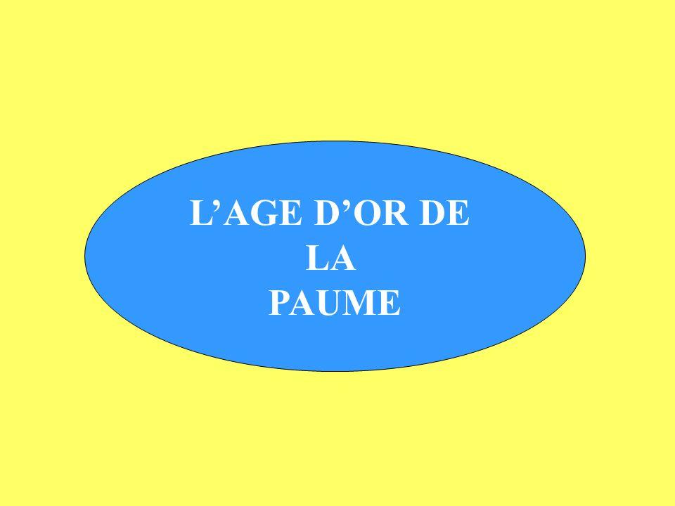 LAGE DOR DE LA PAUME