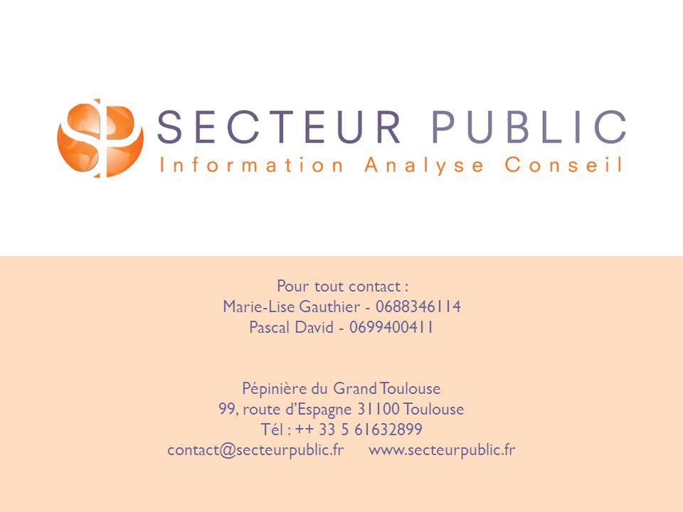 24 Pour tout contact : Marie-Lise Gauthier - 0688346114 Pascal David - 0699400411 Pépinière du Grand Toulouse 99, route dEspagne 31100 Toulouse Tél :