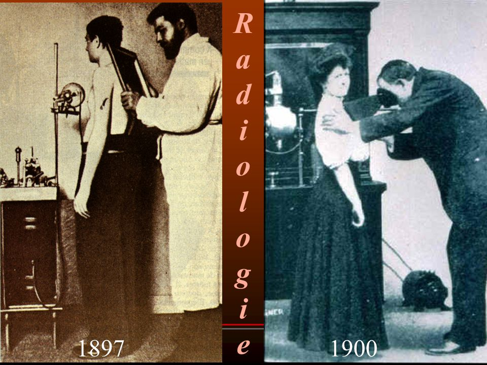 1897 1900 RadiologieRadiologie