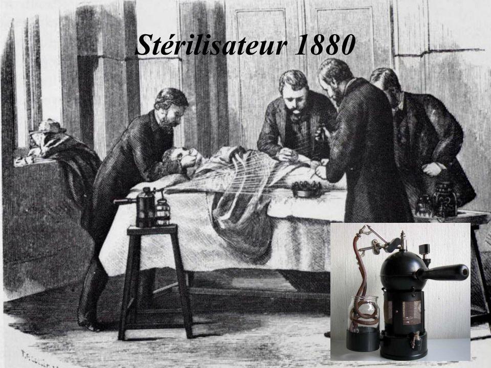 Stérilisateur 1880