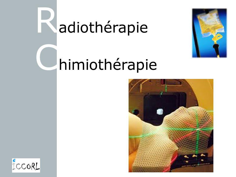 62 R adiothérapie C himiothérapie