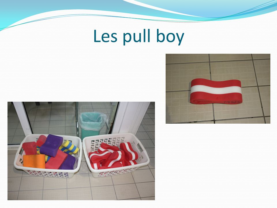 Les pull boy
