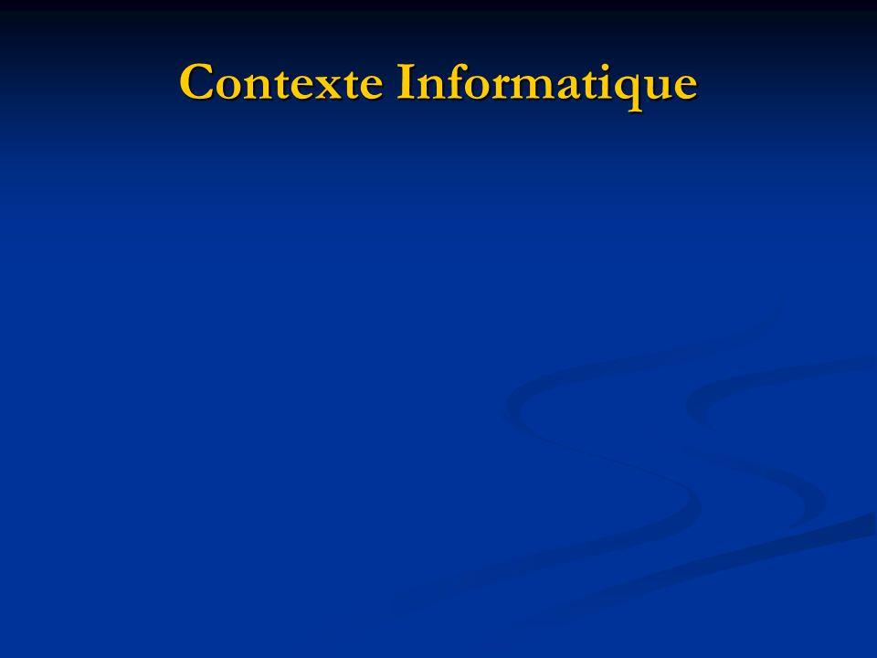 Contexte Informatique