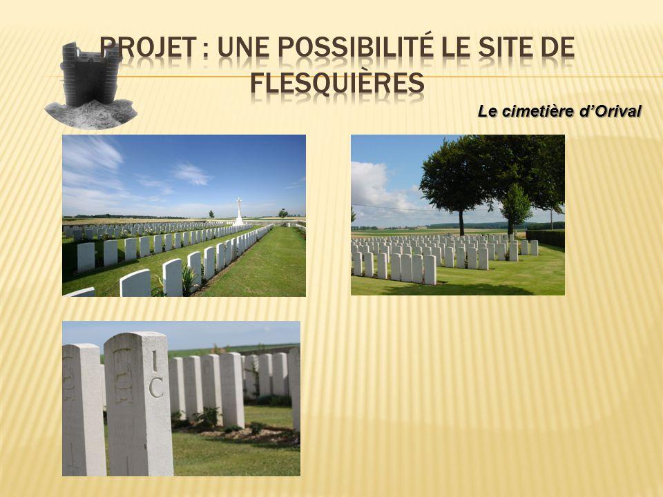 Le cimetière dOrival