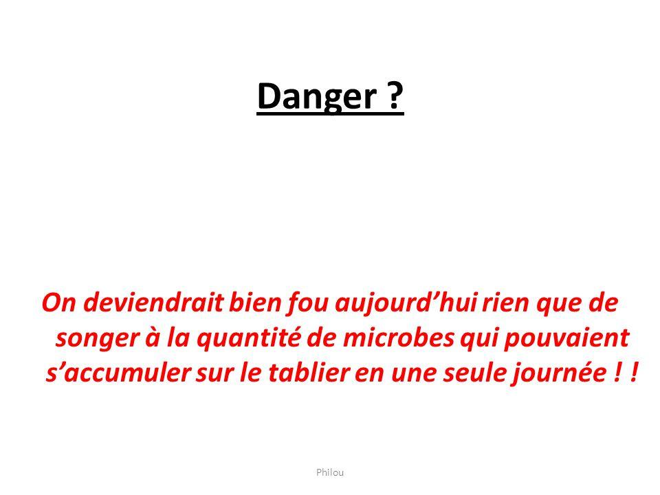 Danger .