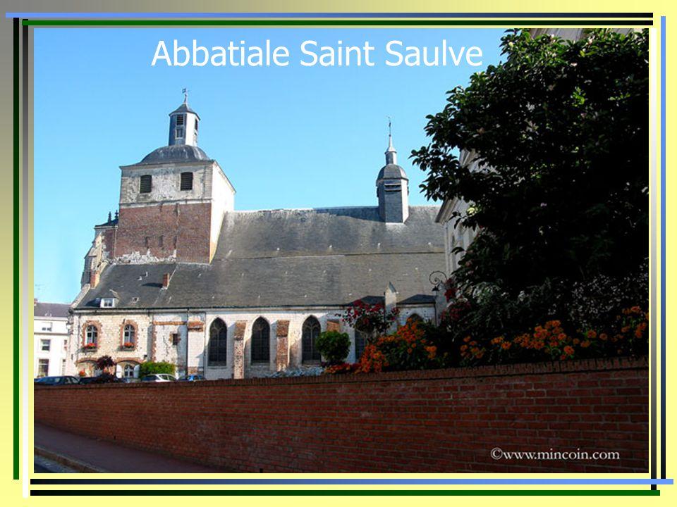 Abbatiale Saint Saulve