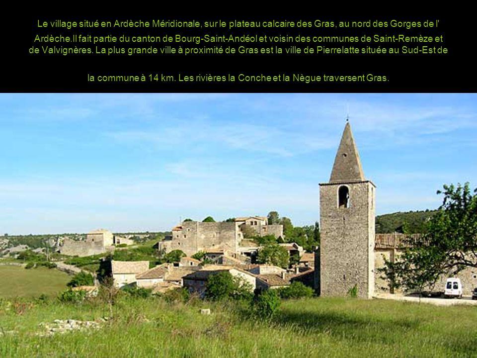 Eglise de Gourdon