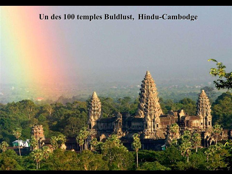 Un des 100 temples Buldlust, Hindu-Cambodge