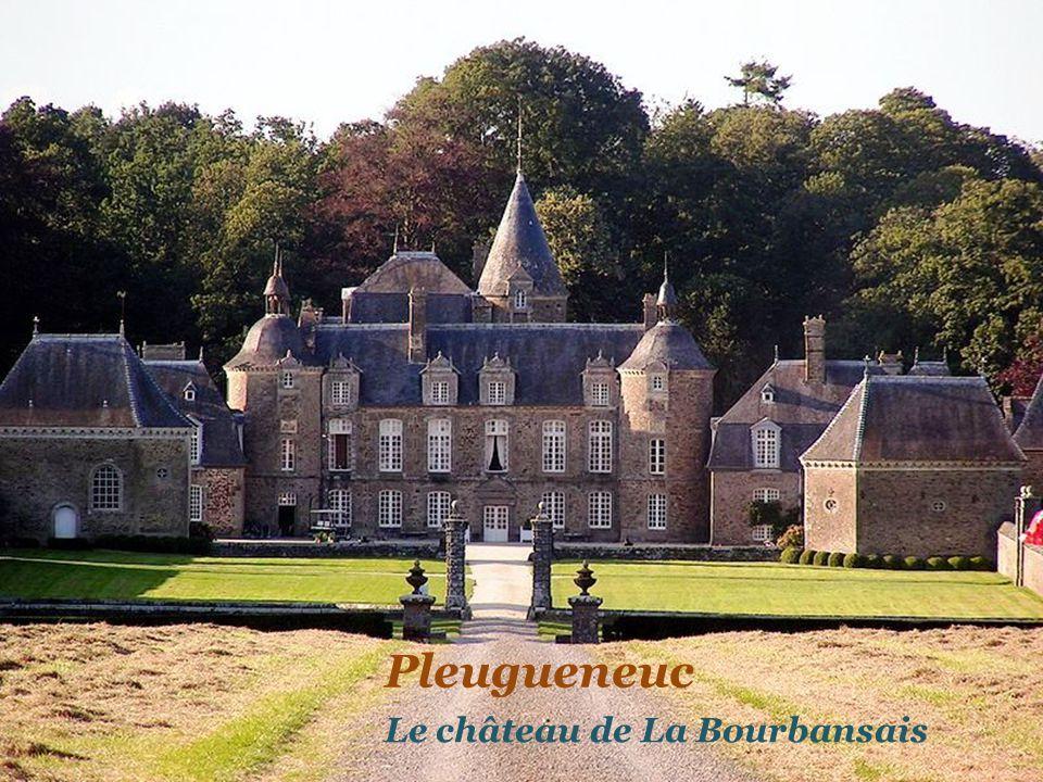 Le château Fougères