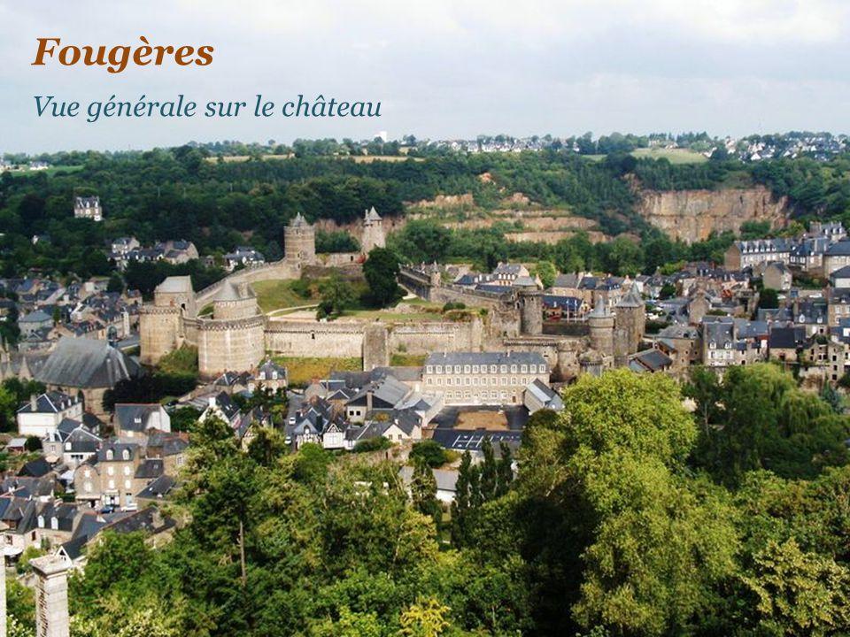 ILLE-ET-VILAINE - Parcours Nord Arrondissement FOUGÈRES & SAINT-MALO 1 – Fougères 2 – Pleugueneuc 3 – Roz-Landrieux 4 – Dol-de-Bretagne 5 – Cherrueix
