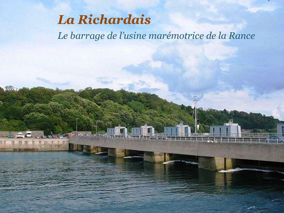 Le port La Richardais