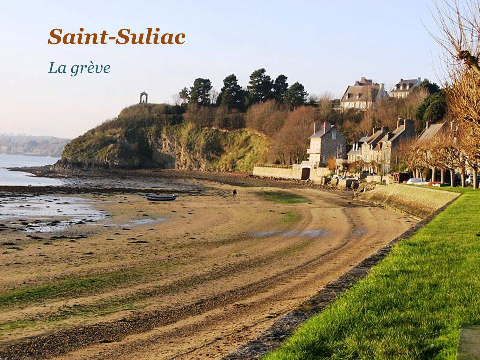Le village Saint-Suliac