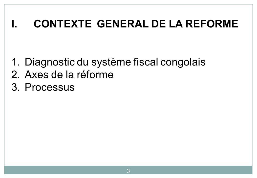 2007 14 Création dun Comité technique de suivi de la mise en place de la TVA en République Démocratique du Congo placé sous lautorité directe du Ministre des Finances.