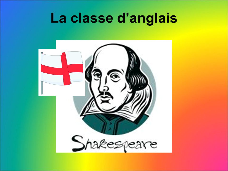La classe de français