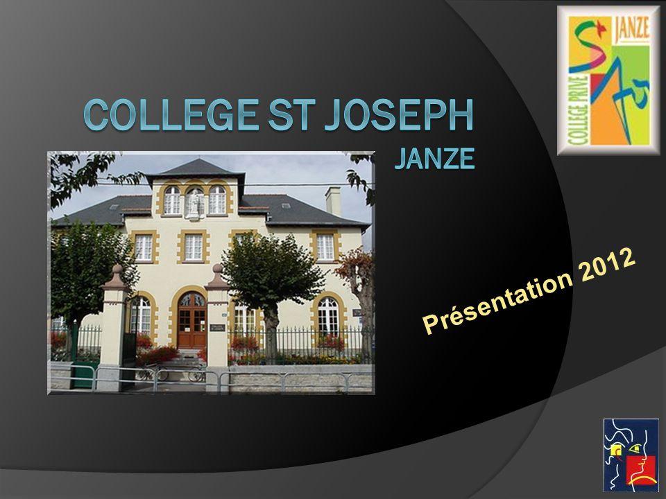 Le collège St Joseph