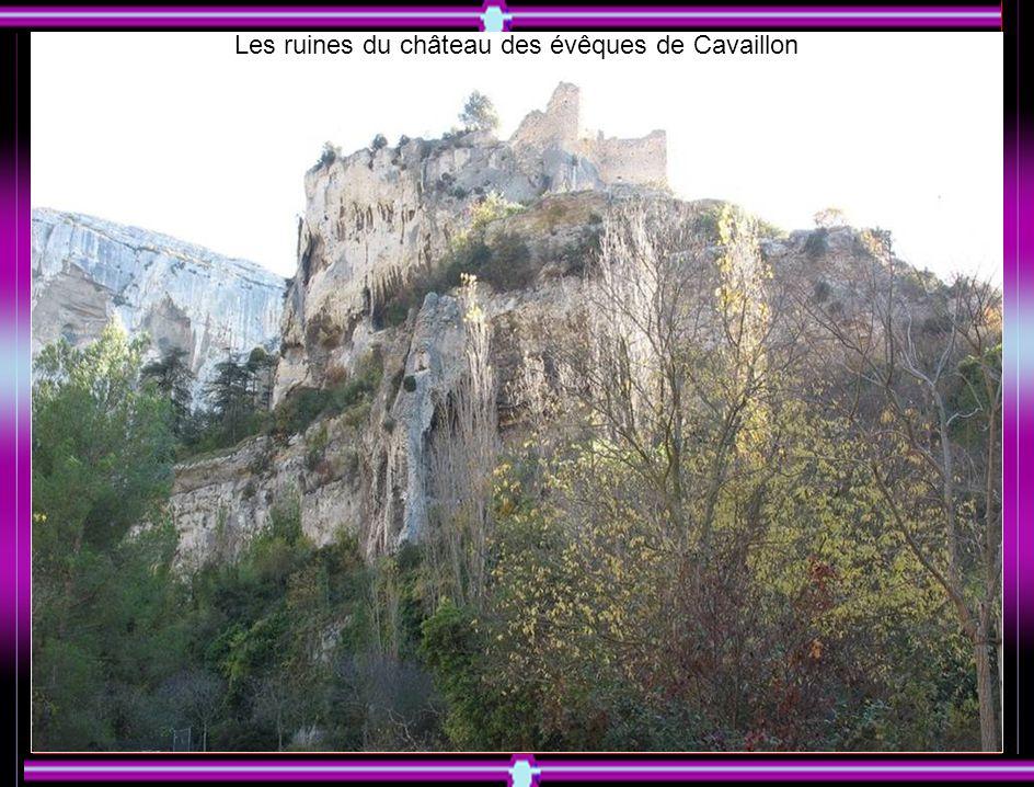 Le château en ruine