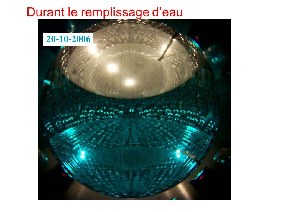 20-10-2006 Durant le remplissage deau