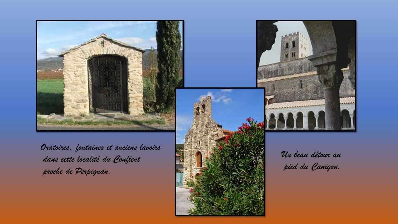 Maison à colombages Jacomet (inscrite aux Monuments historiques) Fontaine et Blason de Prades