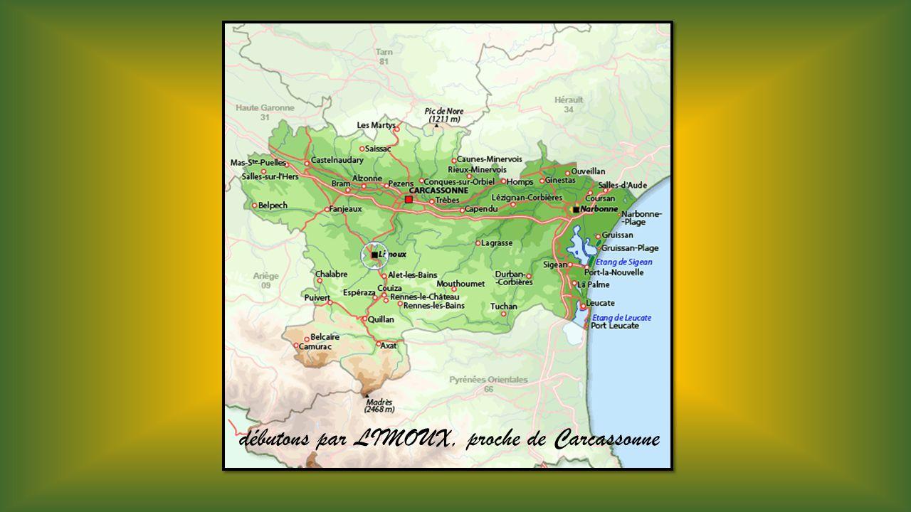 LES PLUS BEAUX DETOURS DE FRANCE Roussillon et Midi-Pyrénées Limoux – Prades – Revel – Gaillac - Lectoure