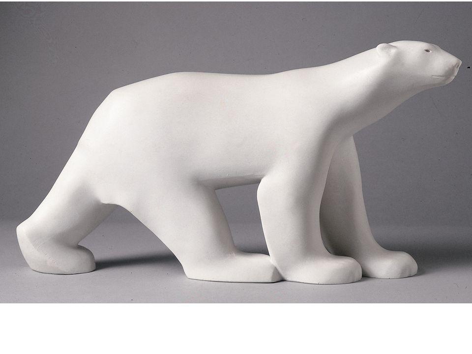 Je suis un très gros ours blanc.Je suis lisse dans ma grande pelisse blanche.