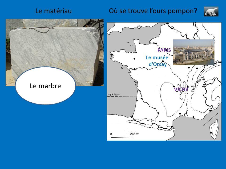 Lextérieur du musée dOrsay à PARIS