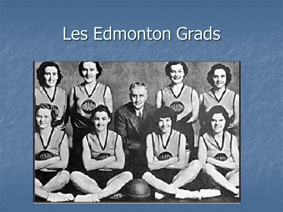 Les Edmonton Grads