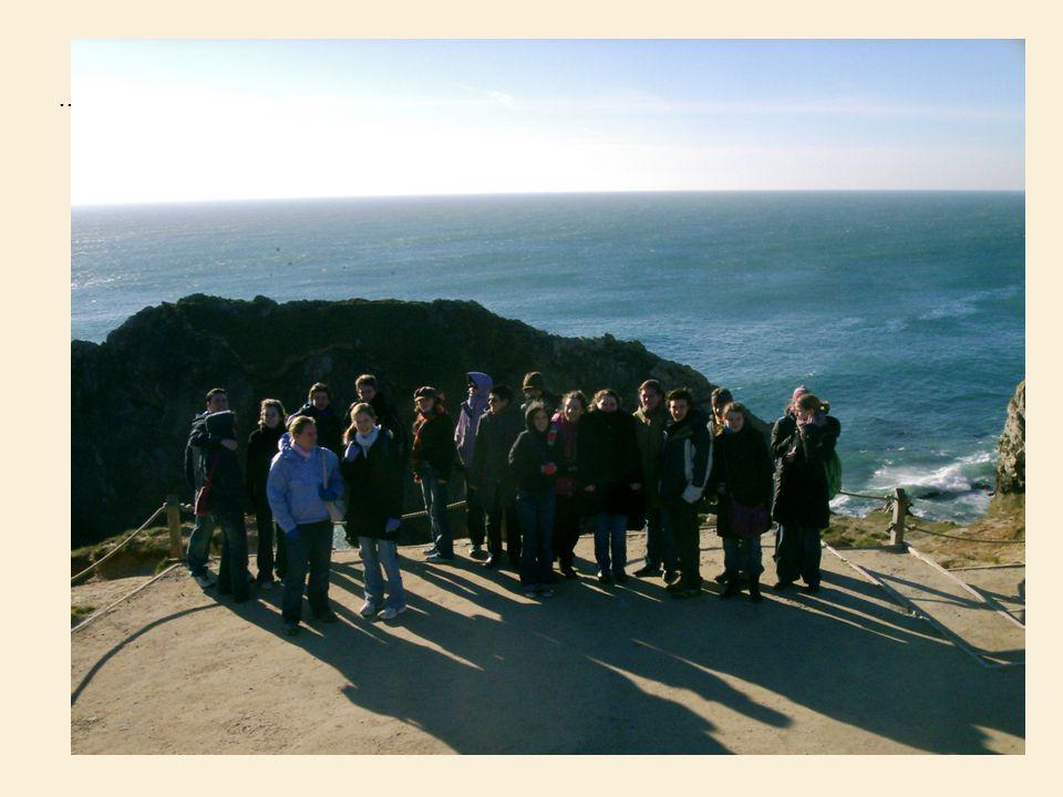Dimanche 29 janvier les falaises de Lulworth Cove.. De la théorie…