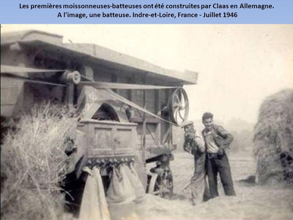 En temps de guerre, toute main d'œuvre, femmes et enfants également, était la bienvenue pendant que beaucoup de cultivateurs étaient prisonniers en Al