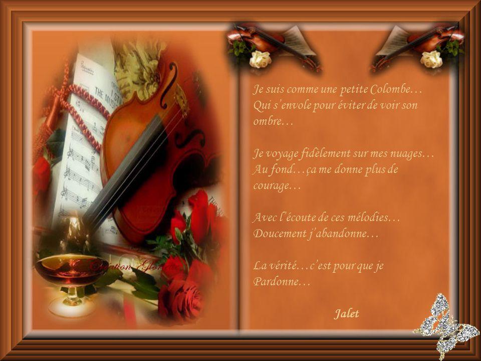 Venez …agrippez posément ma main … Dansons en accord aux sons de ce joli Refrain … Je continuerai une fois de plus à me Défouler … cest certain…!!.