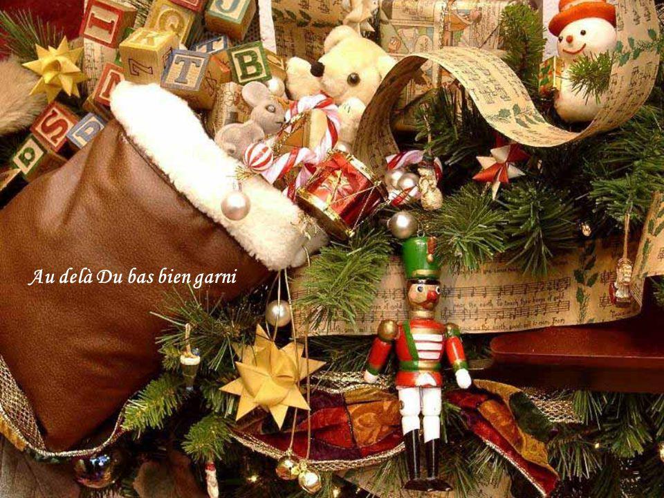 Le véritable sens de Noël cest bien au delà des belles décorations et des plus beaux biscuits