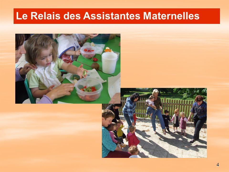 4 Le Relais des Assistantes Maternelles